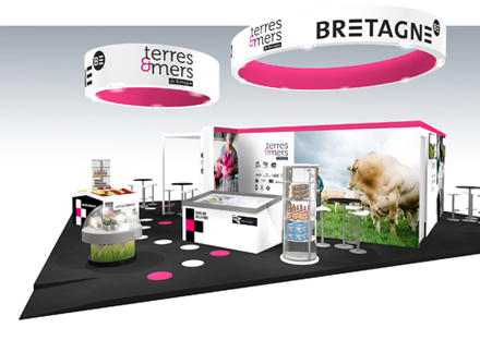Salon International Agriculture2016 - Terre & Mers de Bretagne