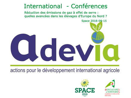 International - R�duction des Ges - Avancees �levages d Europe du Nord2016-09